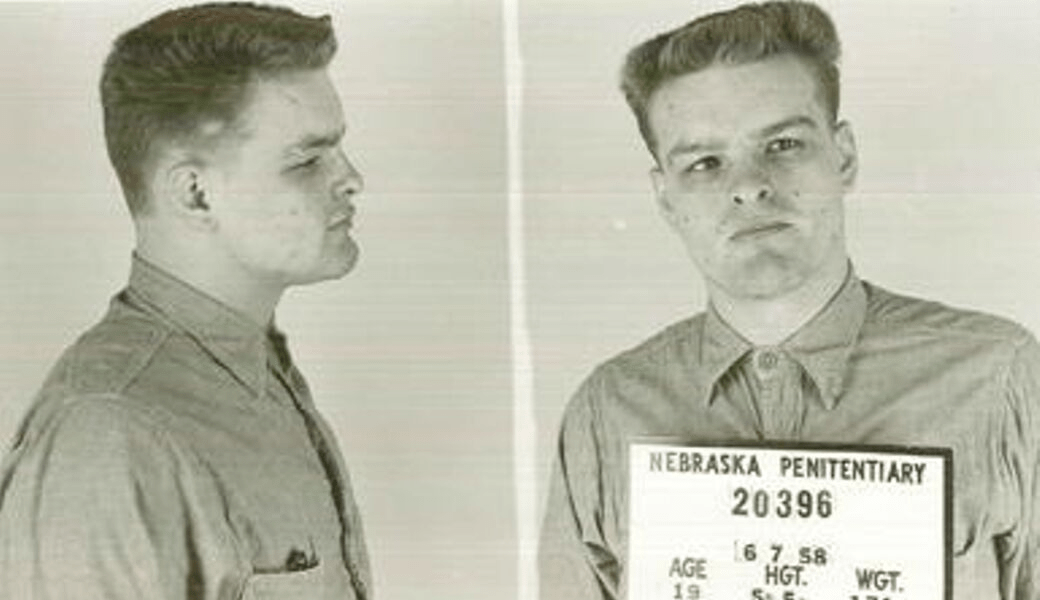 L'arresto di Charles Starkweather