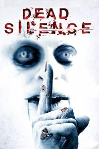 "Poster for the movie ""Dead Silence"""