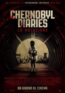 """Poster for the movie """"Chernobyl diaries - La mutazione"""""""