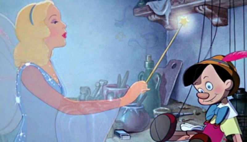 I veri finali delle fiabe: Pinocchio