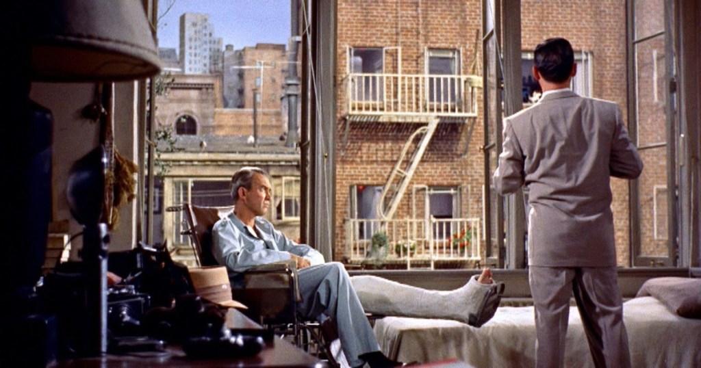 La Finestra sul cortile, l'anniversario di uno dei capolavori di Alfred Hitchcock
