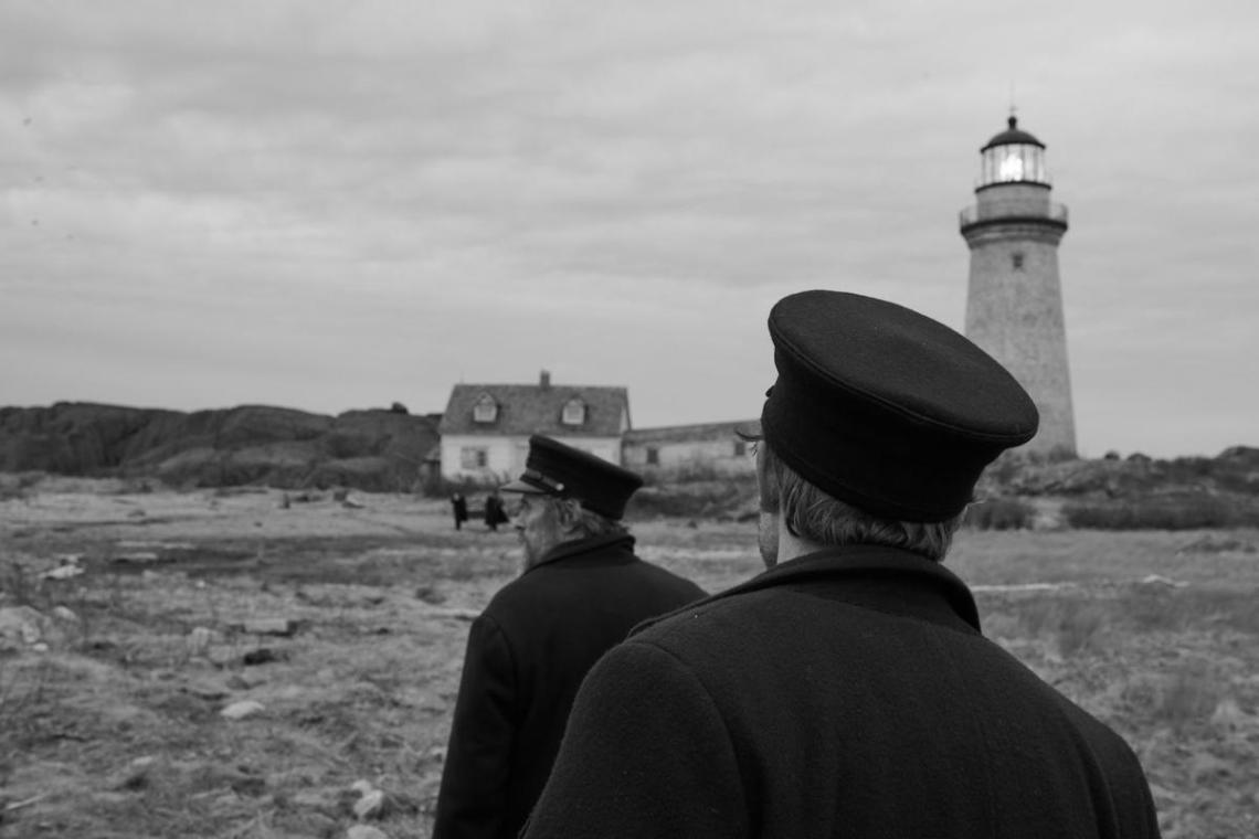 the lighthouse eggers
