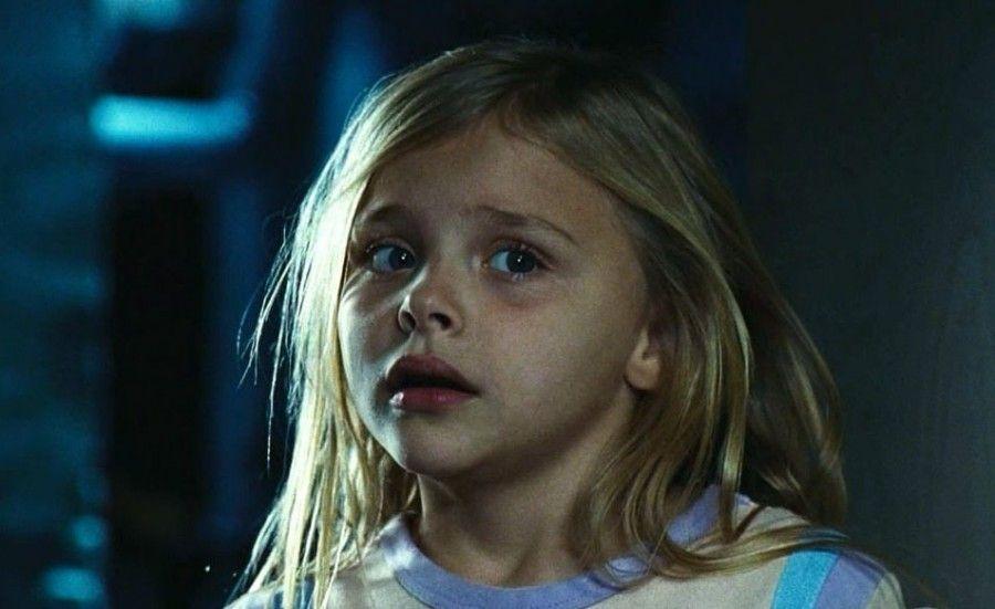 Una piccola Chloe Grace Moretz