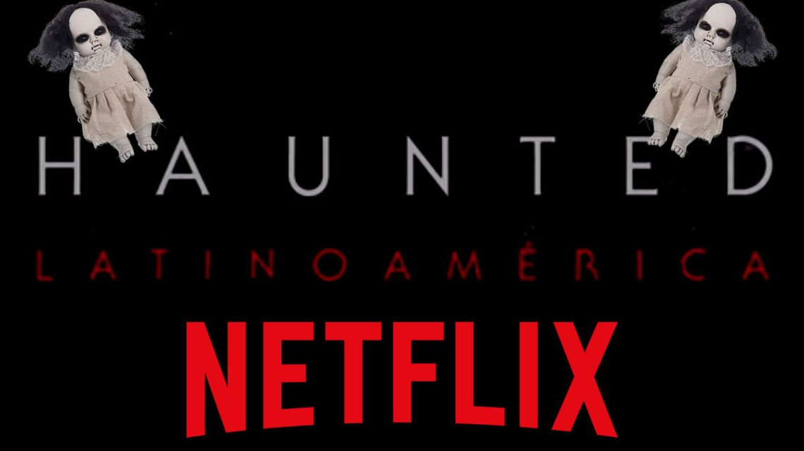 haunted america latina