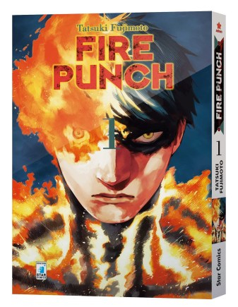 Star Days Fire punch