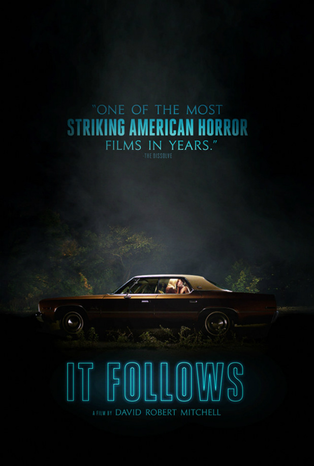 Poster for It Follows.