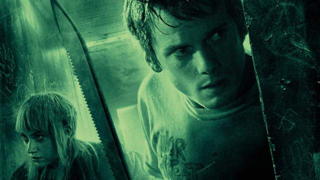 horror movies poster for green room