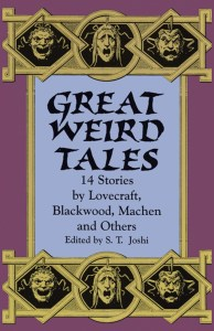 Great Weird Tales – Book Review