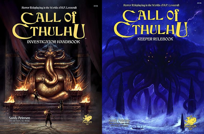Call of Cthulhu: 7th Edition – Game Review