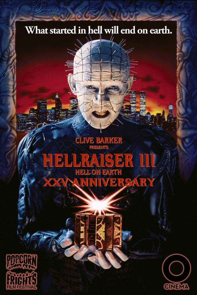 This March, 'Hellraiser III' Gets a Special Screening in Miami!