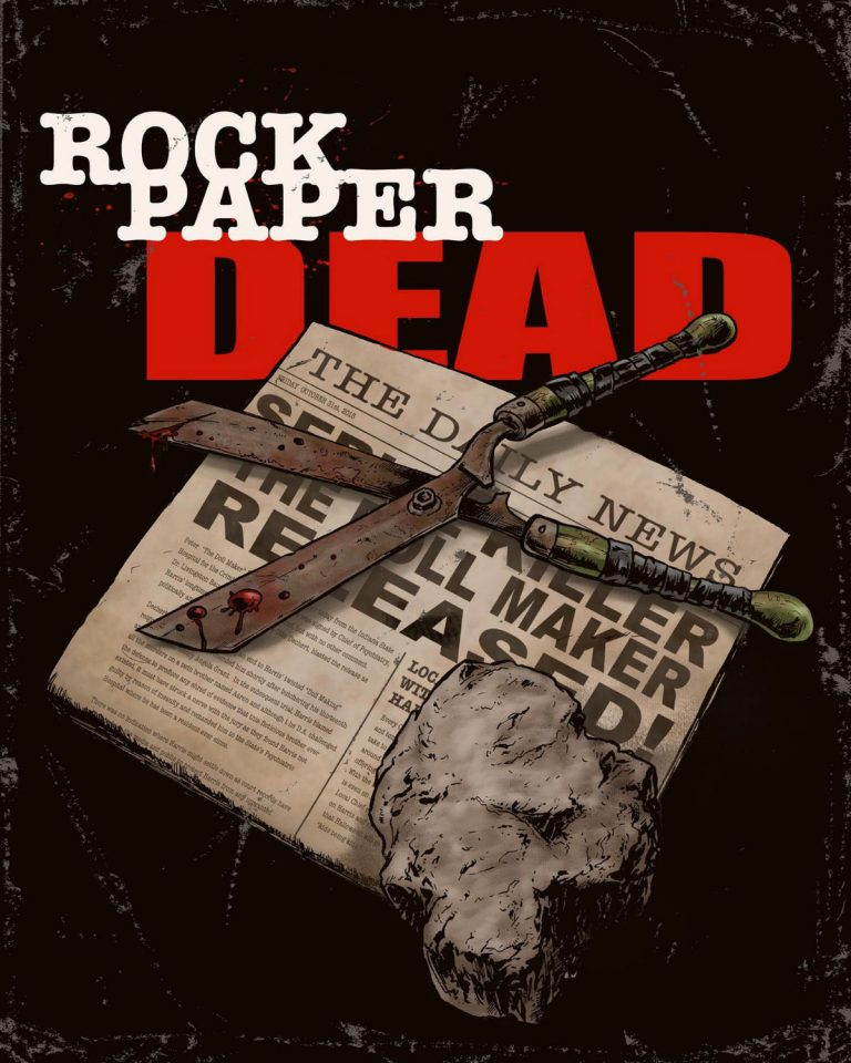 'Rock Paper Dead' Has a New Trailer Out!