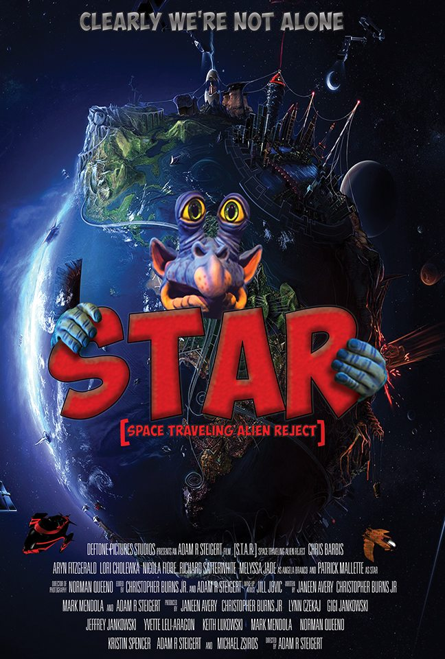 STAR (Space Traveling Alien Reject) – Movie Review