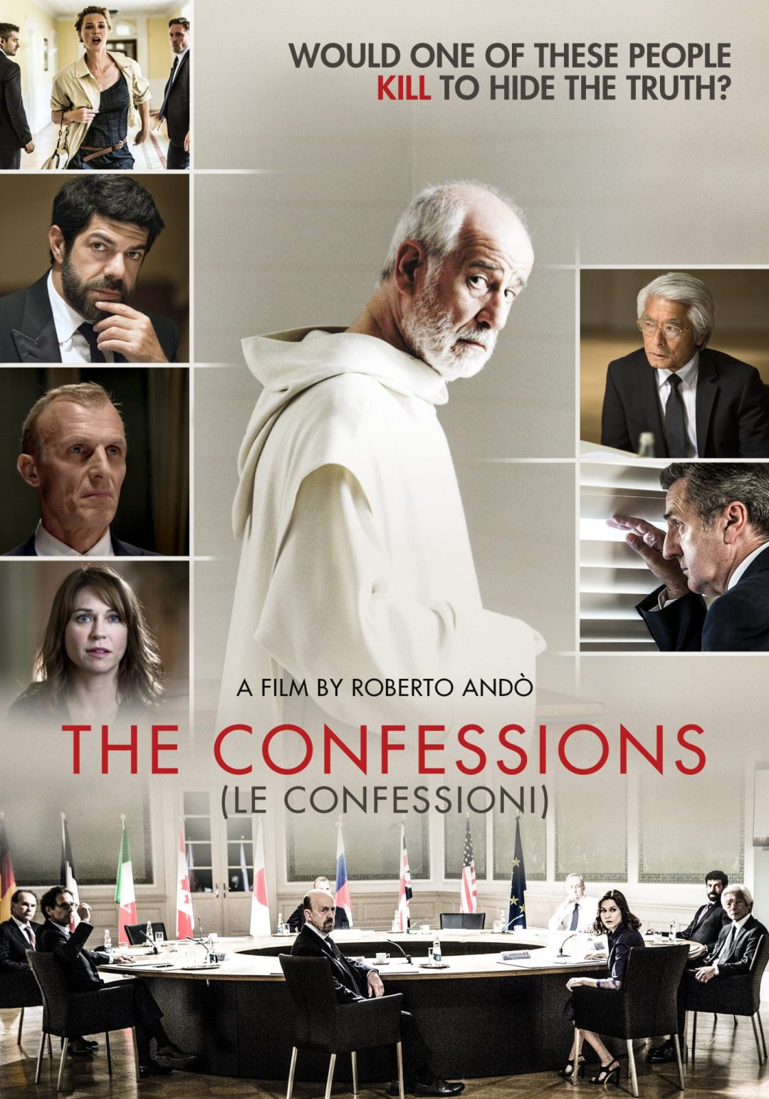 'The Confessions' in Theaters on July 7th