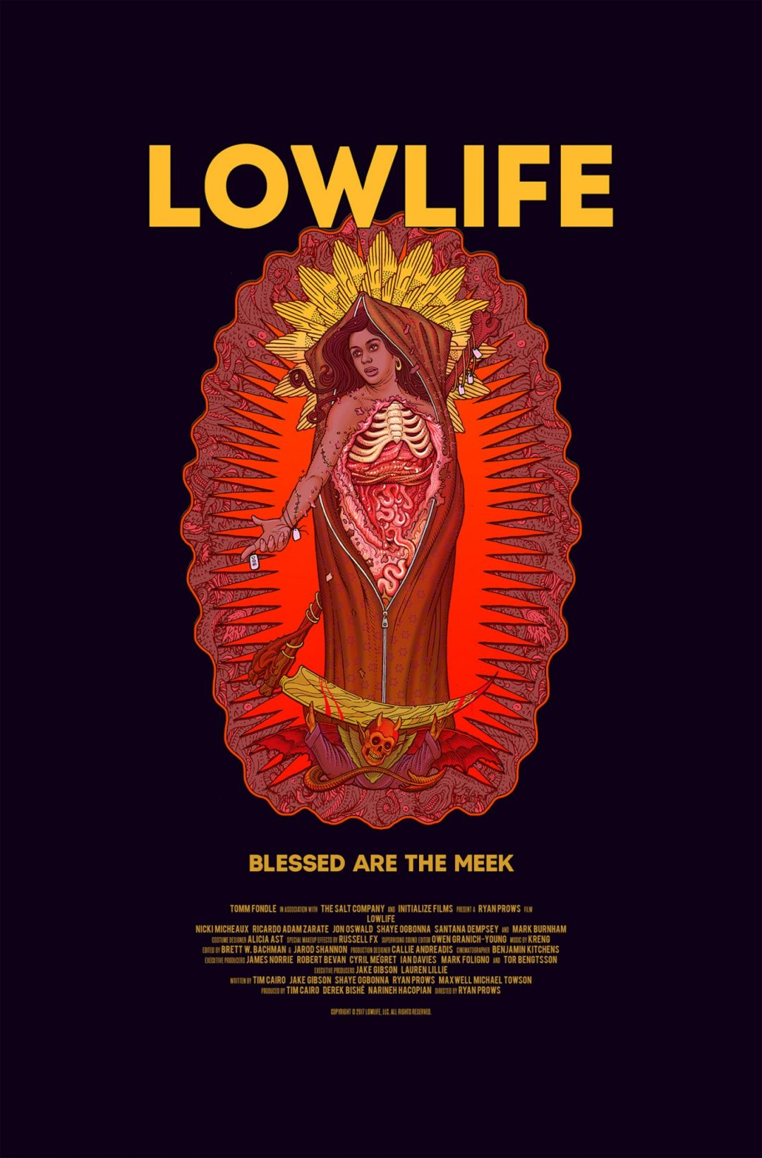 Check Out the Trailer for 'Lowlife'