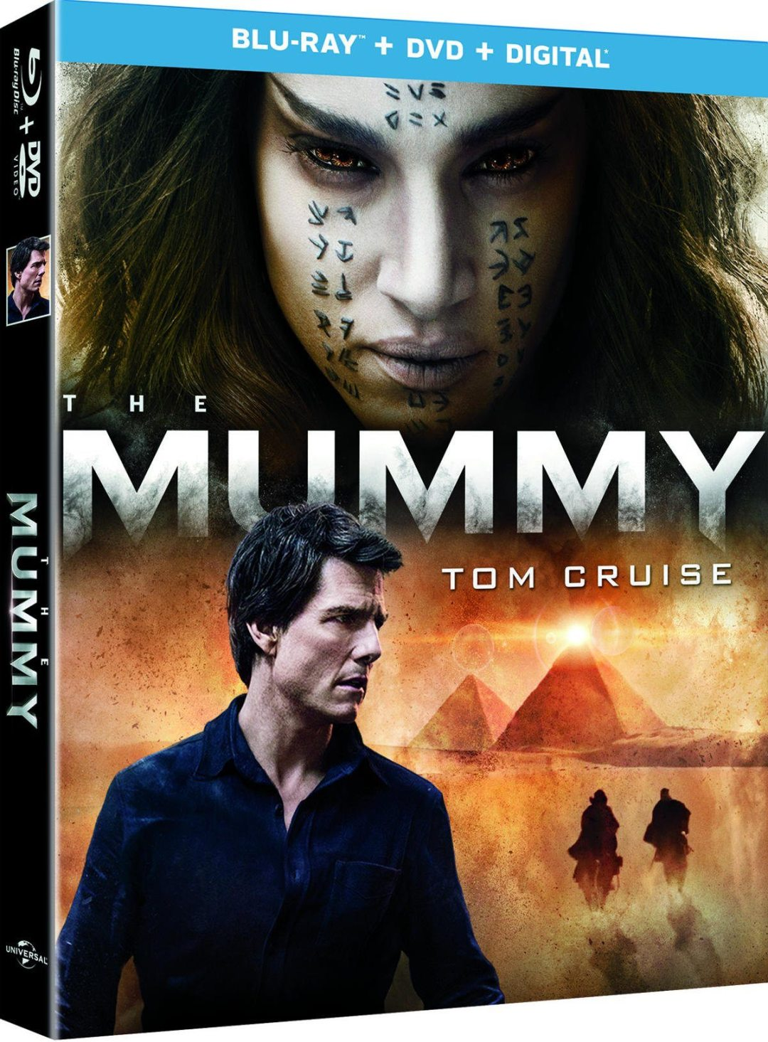 4K Release Details for 'The Mummy'
