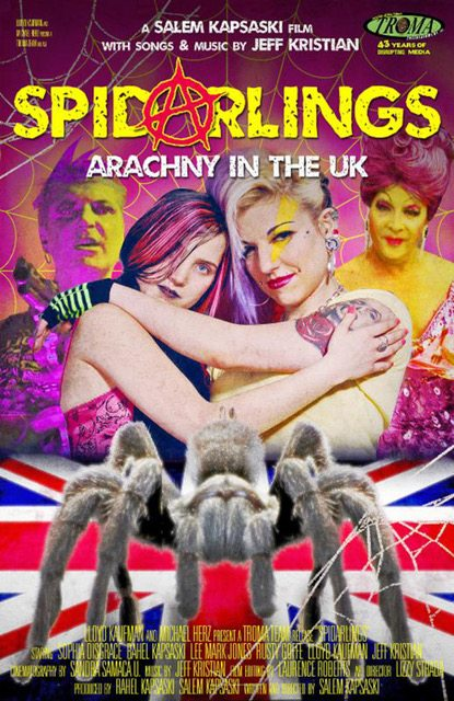 Spidarlings – Movie Review