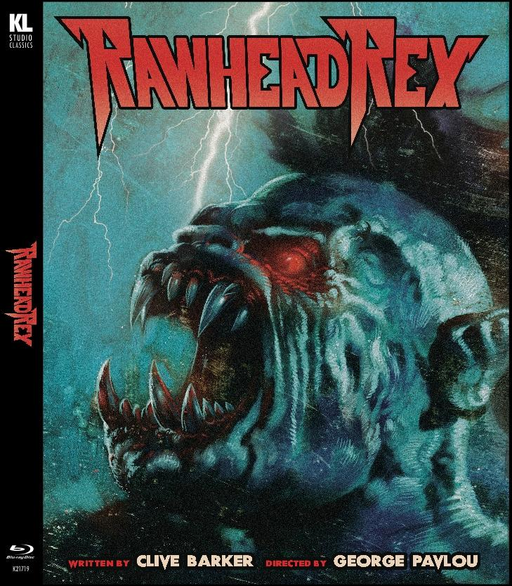 'Rawhead Rex' Out on Blu-ray and DVD October 17th, 2017