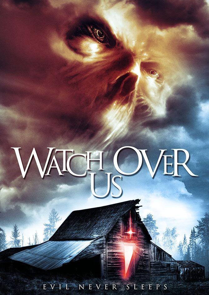 'The Exorcist' meets 'Stranger Things' in 'Watch Over Us,' Premiering on VOD this September