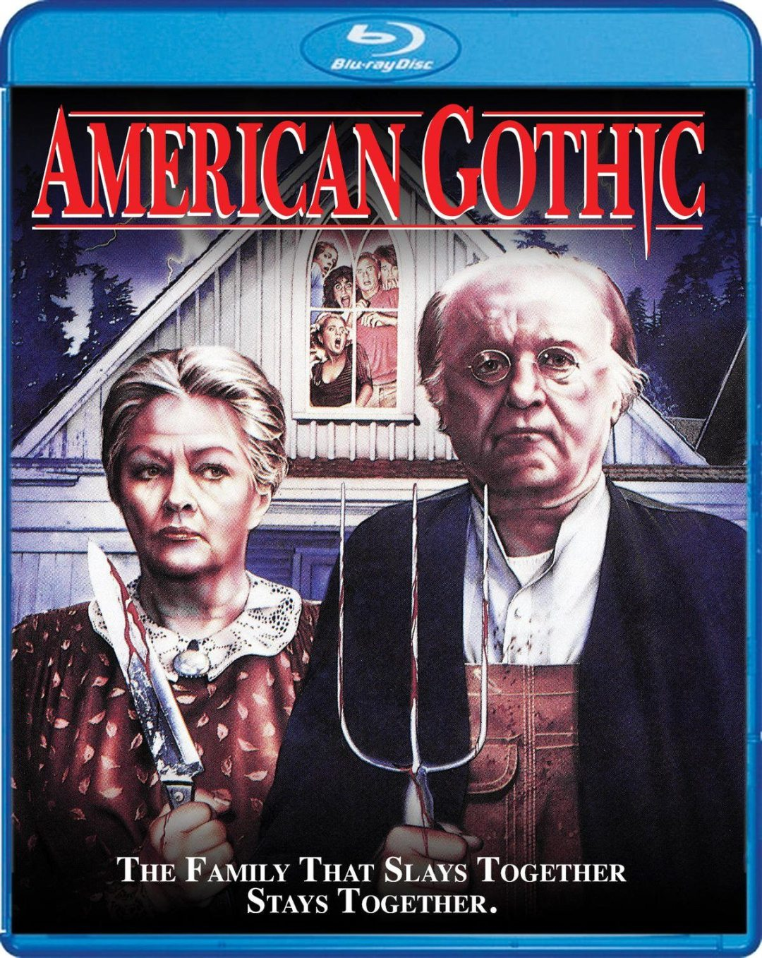 Scream Factory is Set to Give Us 'American Gothic'