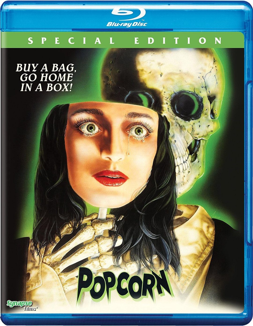 Popcorn – Blu-ray Review