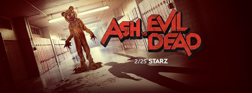 We've Got The Full 'Ash Vs Evil Dead' Comic-Con Panel!