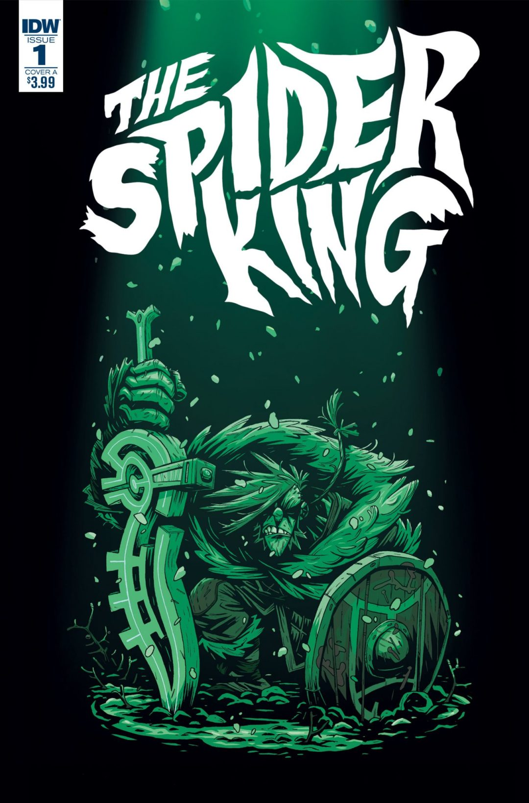 New Creator-Driven Series 'The Spider King' Debuts This February