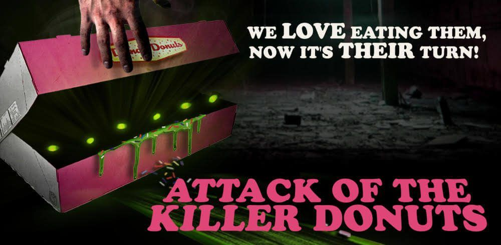 'Attack of the Killer Donuts' is Coming This November!
