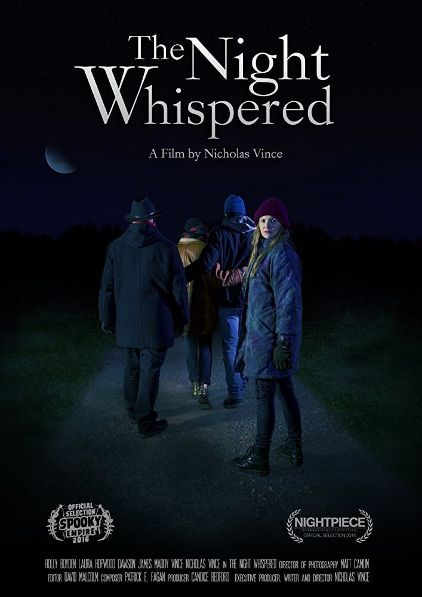 Check Out the Trailer for 'The Night Whispered!'
