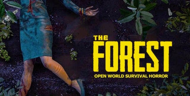 'The Forest' to Bring Cannibals to PS4!