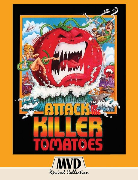 Attack of the Killer Tomatoes – Blu-ray Review