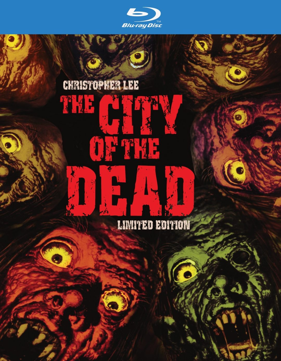 'City of the Dead' (1960) Available on DVD and Blu-ray March 13th