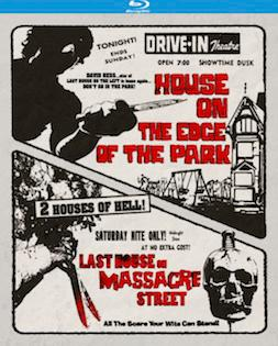 'House of the Edge of the Park' and 'Last House on Massacre Street' Double-Feature Blu-Ray Out March 6th