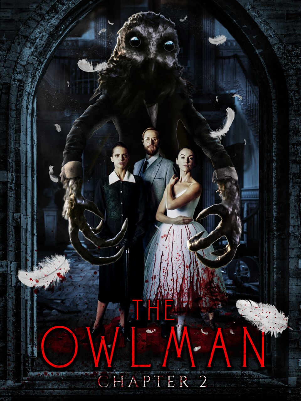NEW 'Owlman' Prank Video!