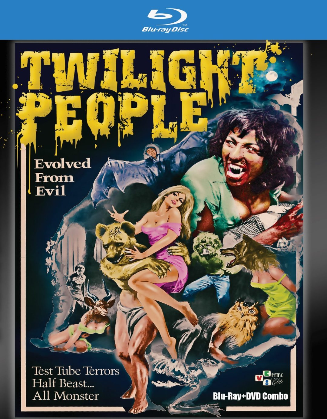 'Twilight People' (1972) Available on Blu-ray and DVD March 13th