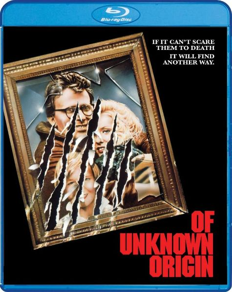 Scream Factory Wants to Teach 'Of Unknown Origins'