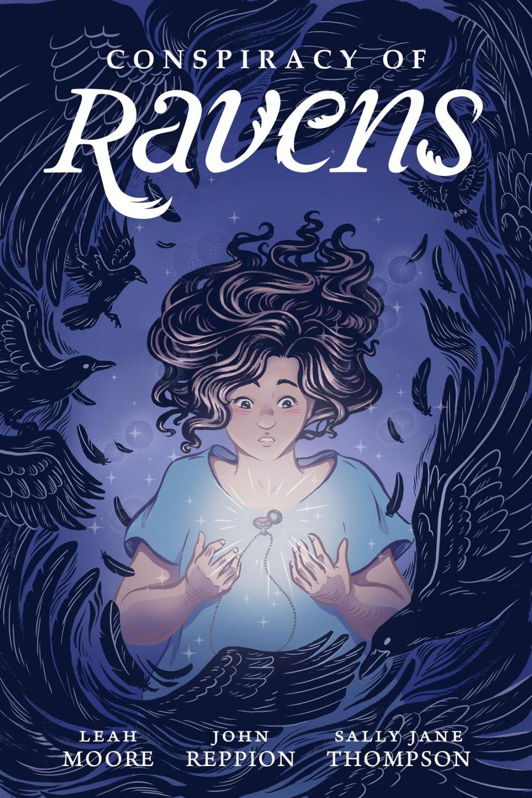 Magic Takes Flight in 'Conspiracy of Ravens'