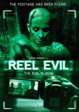 Reel Evil Trailer, On DVD December 4th  | Horror Society
