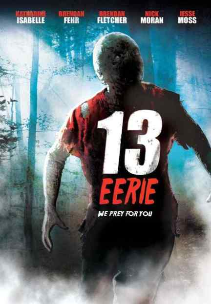 13 Eerie dvd cover