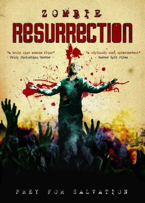 Zombie Resurrection movie poster