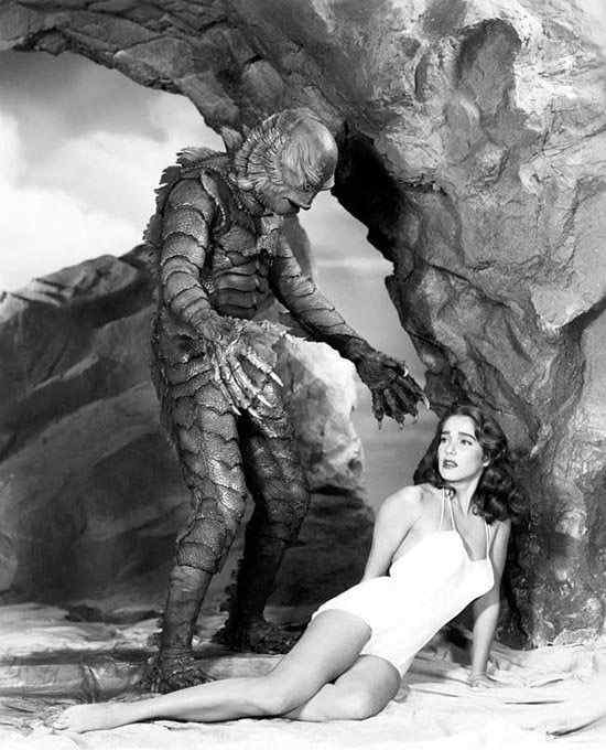 Creature from the Black Lagoon publicity still