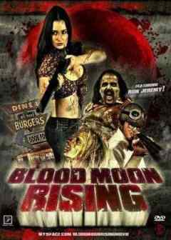 Blood Moon Rising movie poster