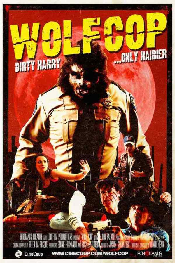 Wolf Cop poster 3