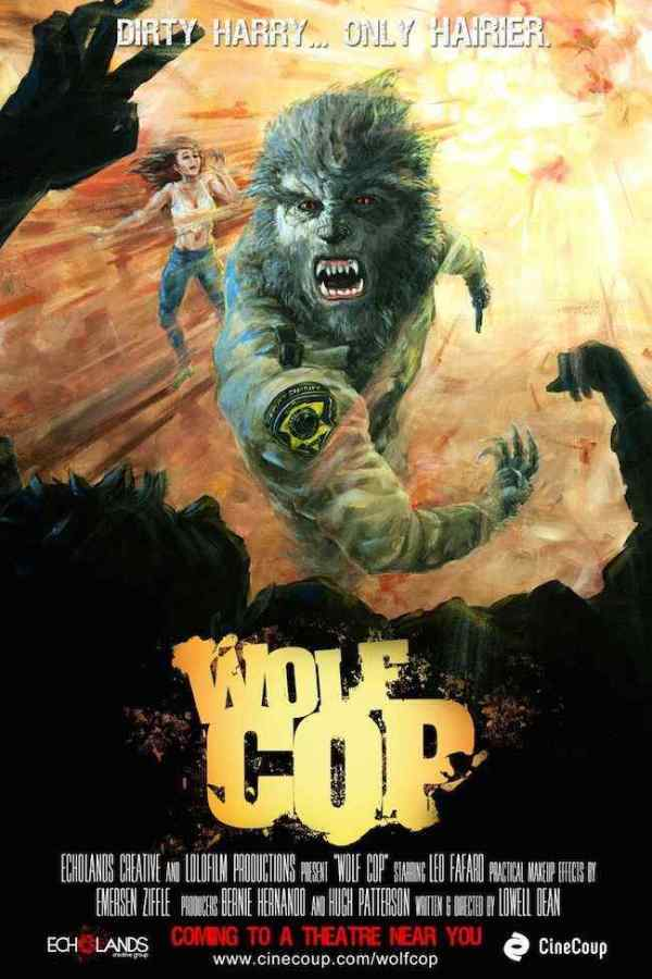 Wolf Cop poster 4