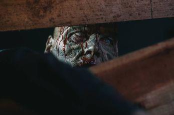 Naked Zombie Girl image 4