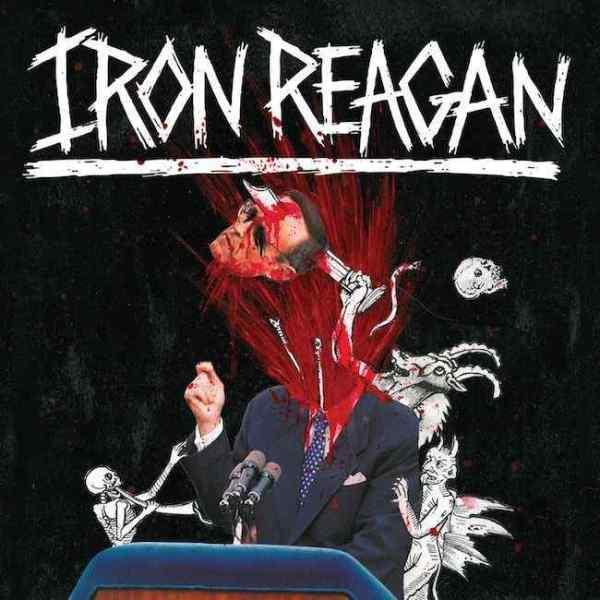 Iron Reagan band
