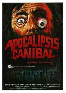 Cannibal Apocalypse movie poster