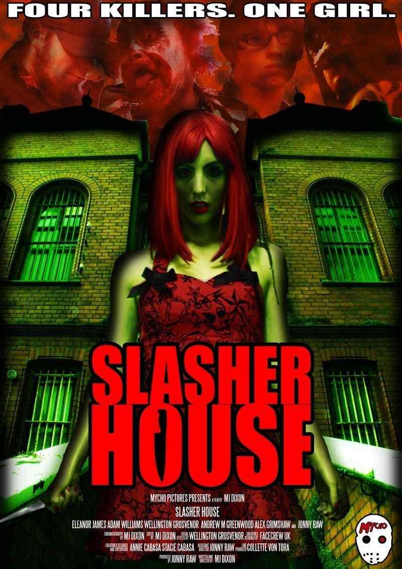 Eleanor James Slasher House - 2012