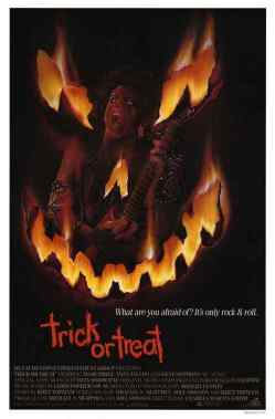 Trick or Treat movie poster