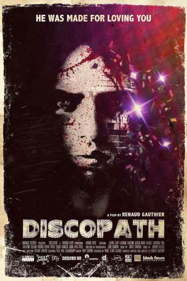 discoposter