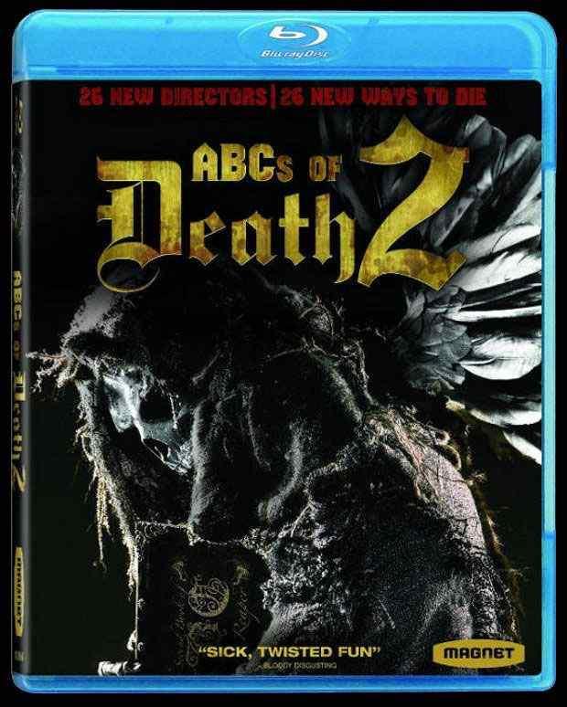 ABC's of Death 2 Bluray